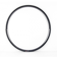 Carbon Fiber 29er MTB Rim 28mm Width Clincher Hooked Tubeless Compatible Mountain Bike [GTL-M28-C-29ER]