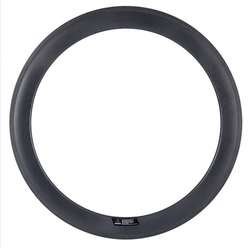 Tubeless Compatible 50mm Depth Carbon Road Bike 25mm Rim Clincher 700C [GTL-R50CU-C25]