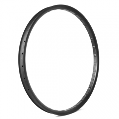 Carbon Semi-Fat 29+ Rim 42mm Wall Hooked Tubeless Compatible [GTL-F42-C-29ER]