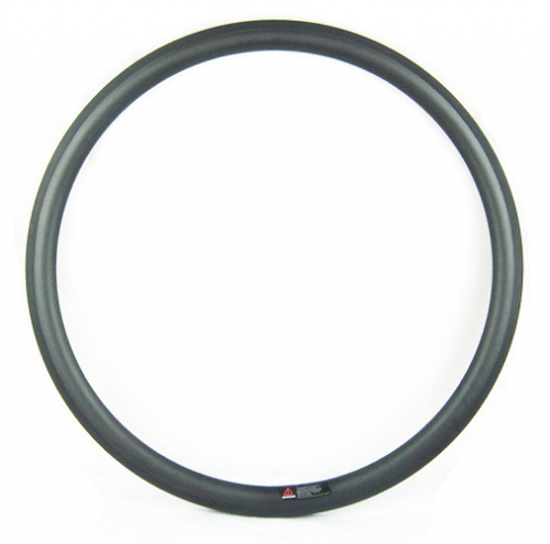 Tubeless Compatible 38mm Depth Carbon Road Bike 25mm Rim Clincher 700C [GTL-R38CU-C25]