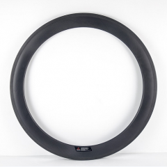 23mm Width Carbon Road Bike 60mm Deep Rim Clincher 700C Tubeless Compatible [GTL-R60CU-C23]