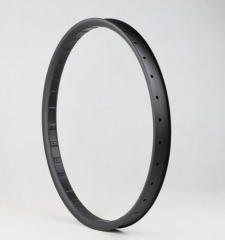 Carbon Semi-Fat 29+ Rim 50mm Wall Hookless Tubeless Compatible [GTL-F50-C-29er]