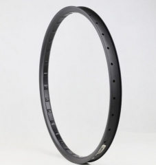 Carbon Semi-Fat 29+ Rim 42mm Hookless Tubeless Compatible[GTL-F42-C-29ER]
