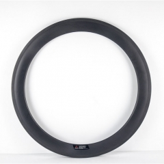 Tubeless Compatible 60mm Depth Carbon Road Bike 25mm Rim Clincher 700C [GTL-R60CU-C25]